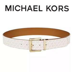 Michael kors women's signature belt size Large